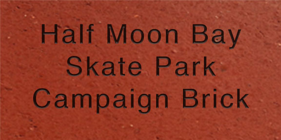 Skate Park Brick Campaign