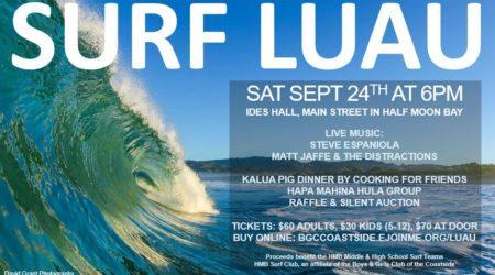 Surf Club Luau